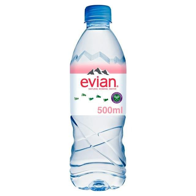 Evian / Bru / Penaqua