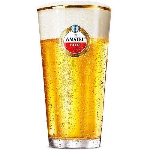 Amstel glazen