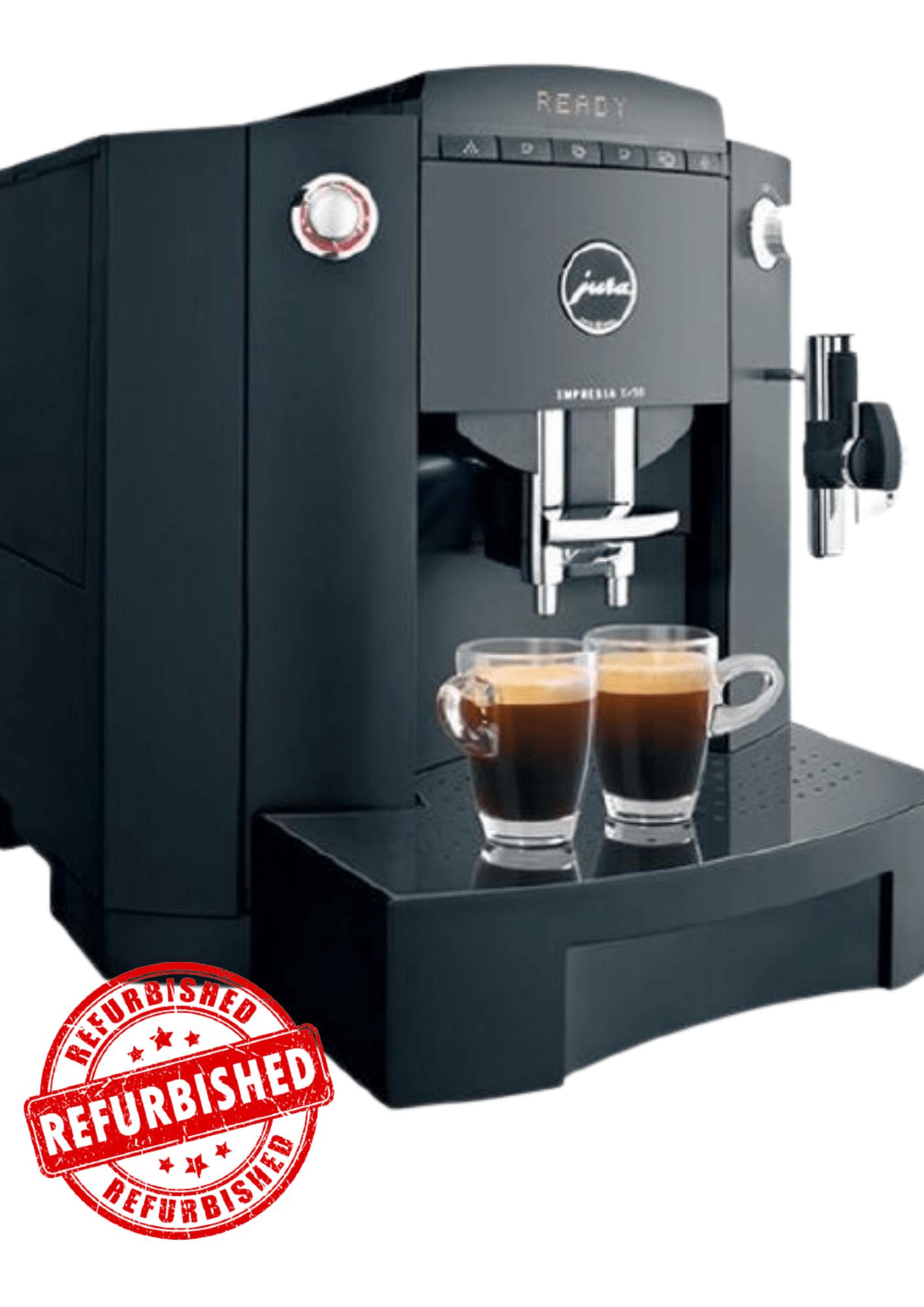 Refurbished koffiemachines