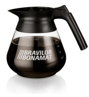 Koffiekannen en airpotten