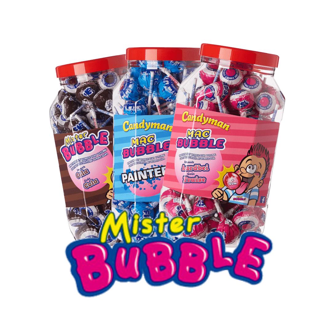 Mister Bubble