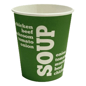 Soepbekers en Soepkommen