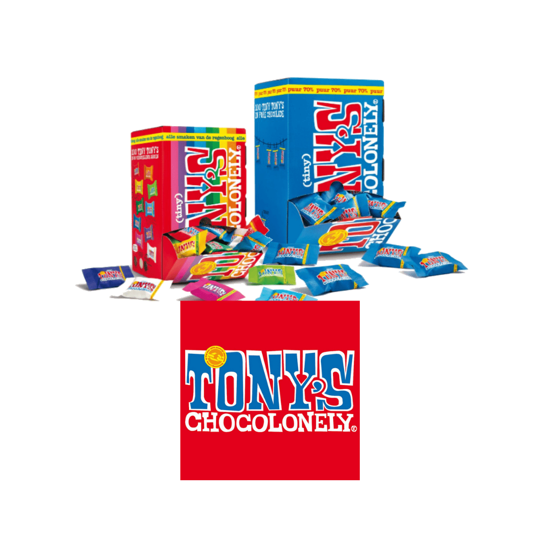 Tony's Chocolonely Mini's