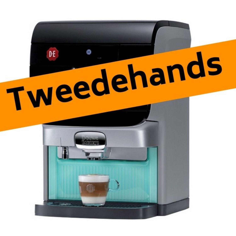 Tweedehands koffiemachines