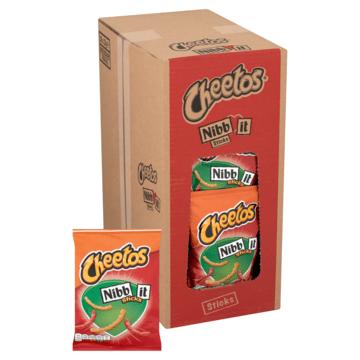 Cheetos | Nibb it Naturel | 30 x 22 gram