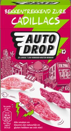 Autodrop | Zure Cadillacs | 6 x 270 gram