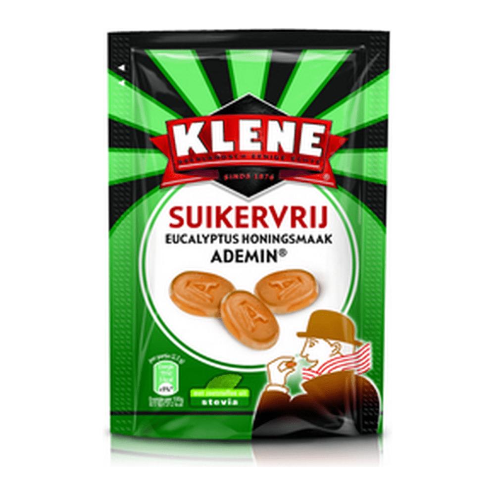 Klene | Ademin Suikervrij | 12 x 110 gram