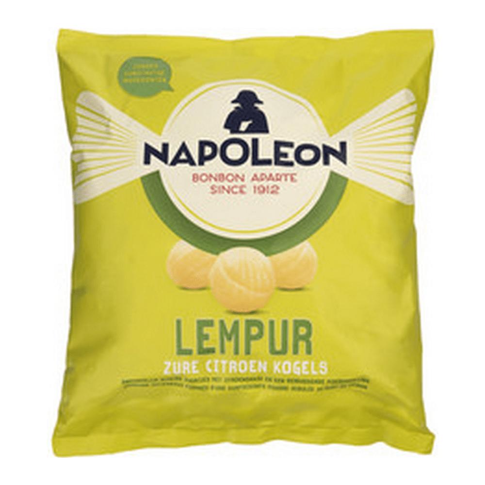 Napoleon | Lempur citroen | Zak 5 kg