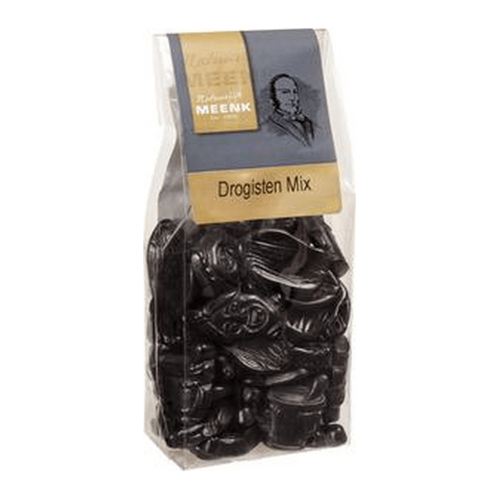 Meenk Drogistenmix 160 gr 7 zakjes