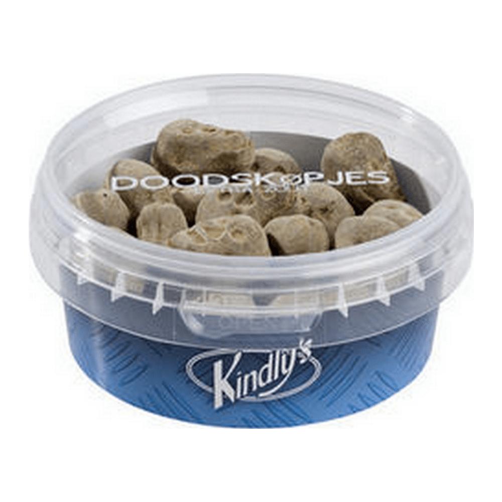 Kindly's doodskopjes 120 gr 12 bakjes