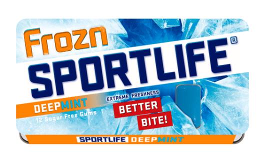 Sportlife | Frozn Deep Mint | Doos 48 pakjes