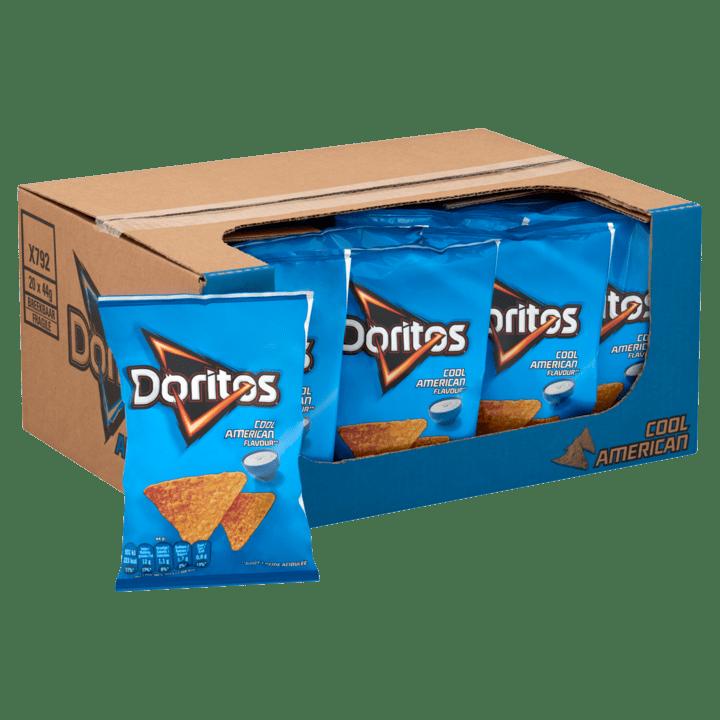 Doritos | Cool American | 20 x 44 gram
