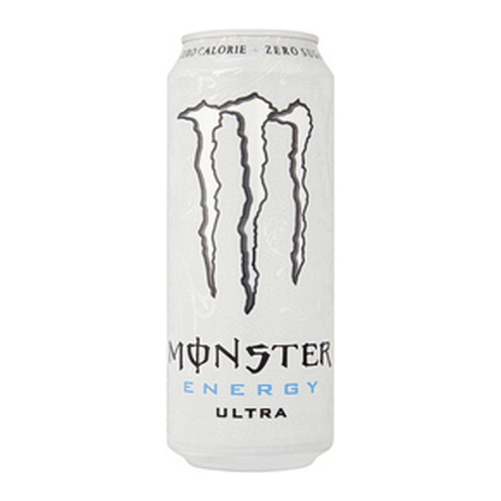 Monster Ultra White | Blik 12 x 0,5 liter