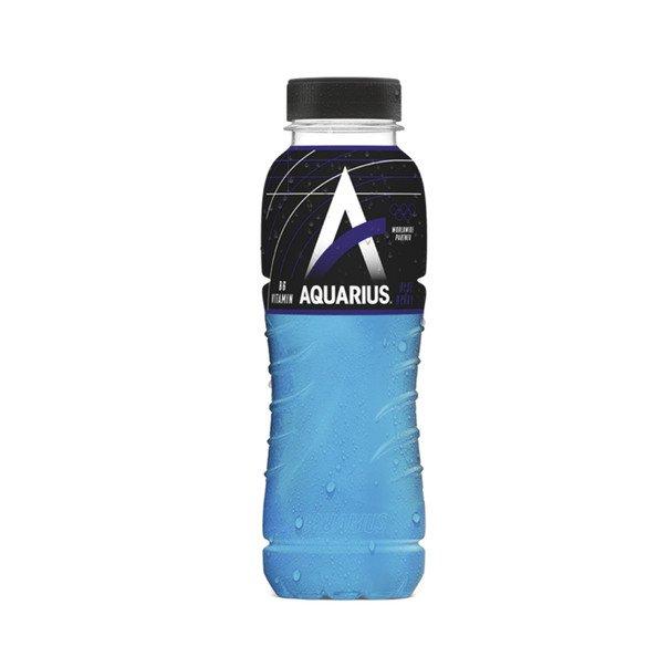 Aquarius | Isotonic | Blue Ice | 24 x 33 cl