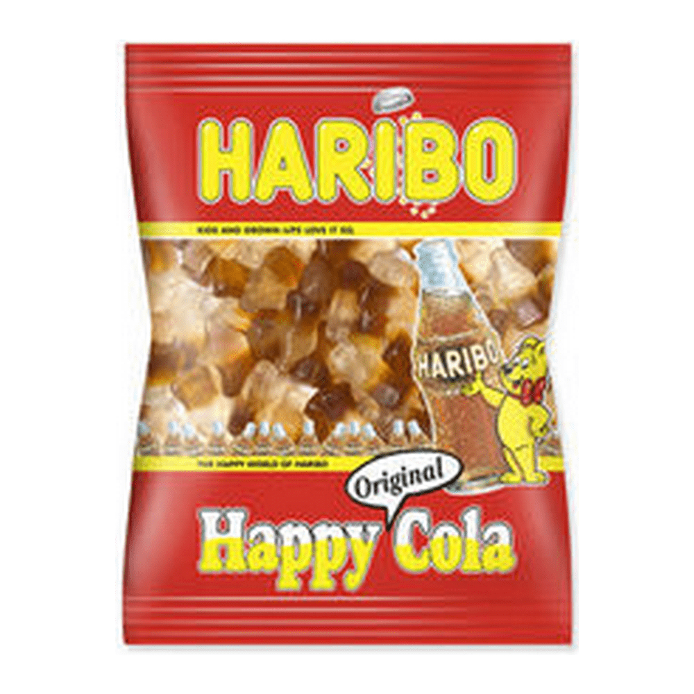 Haribo | Happy Cola | 20 x 185 gr