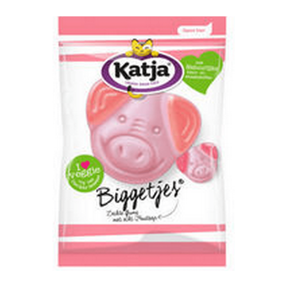 Katja Biggetjes 300 gr 12 zakjes