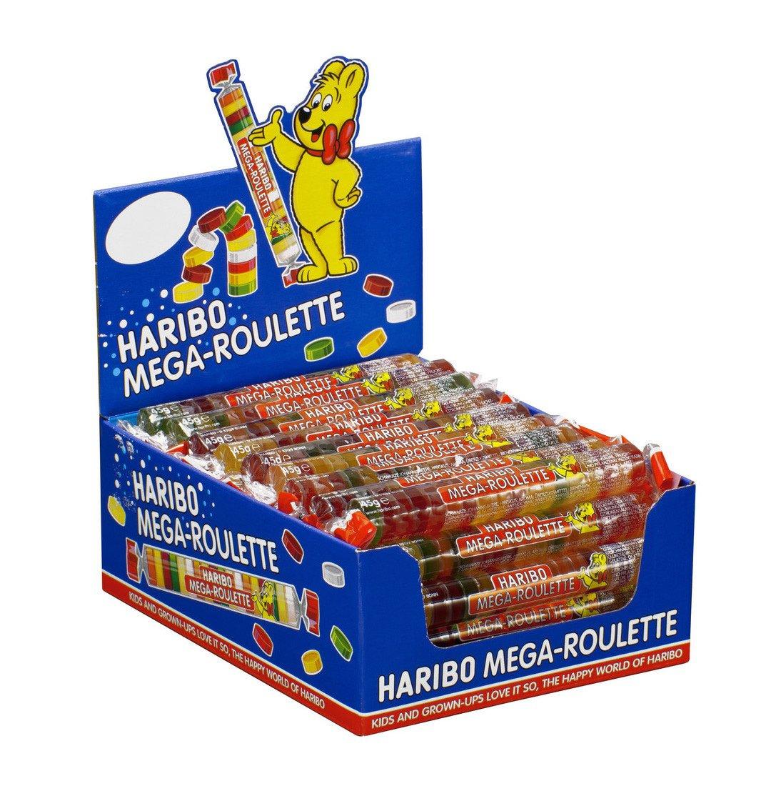 Haribo | Mega Roulette | 40 stuks