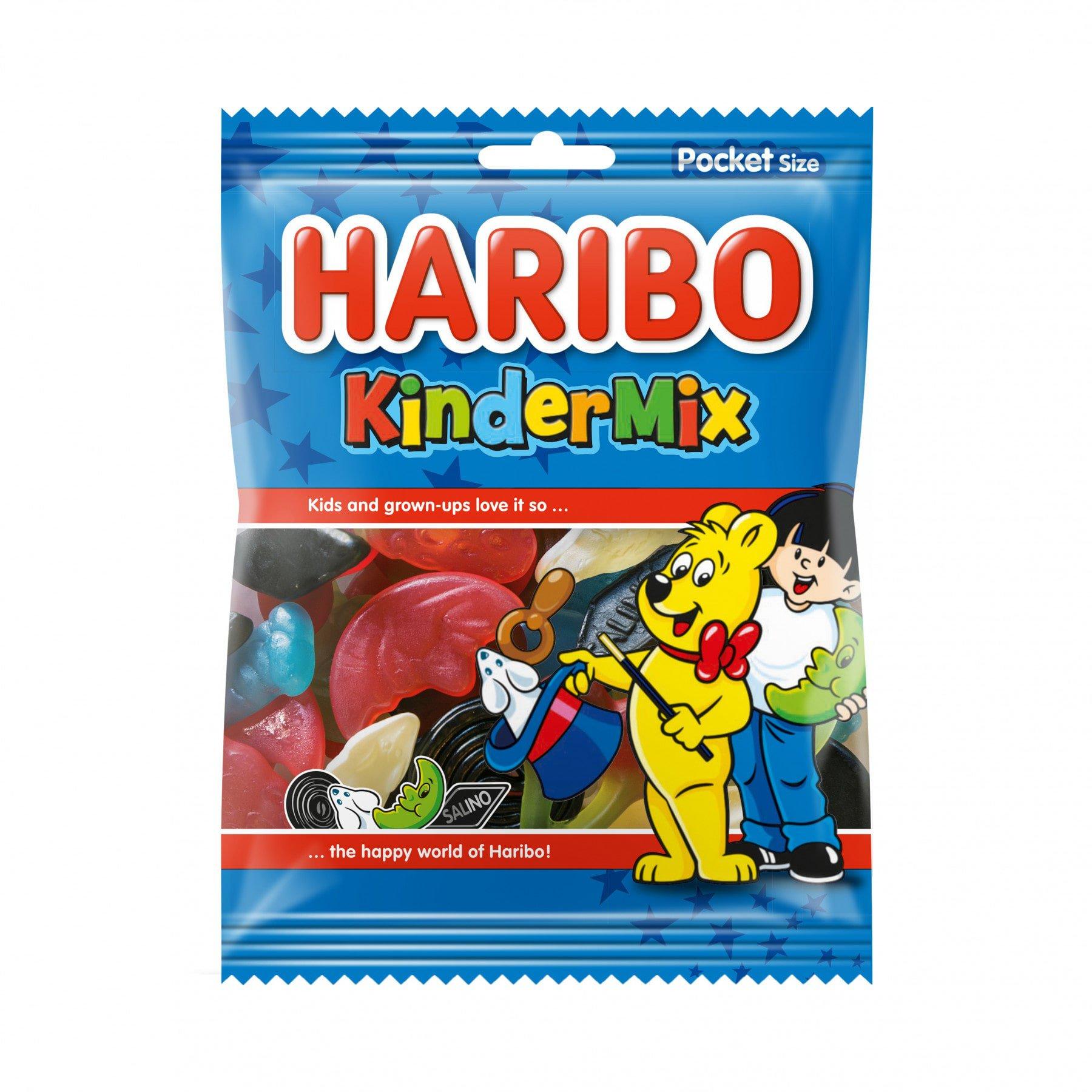 Haribo | Kindermix | 28 x 75 gram