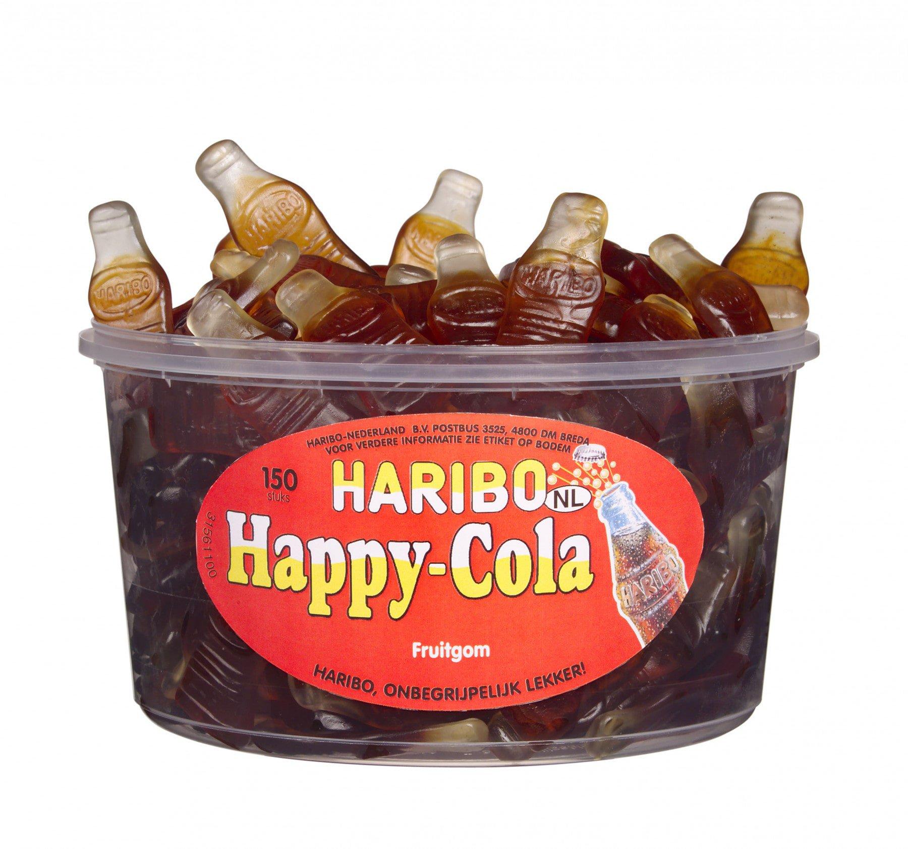 Haribo | Happy-Cola | 150 stuks