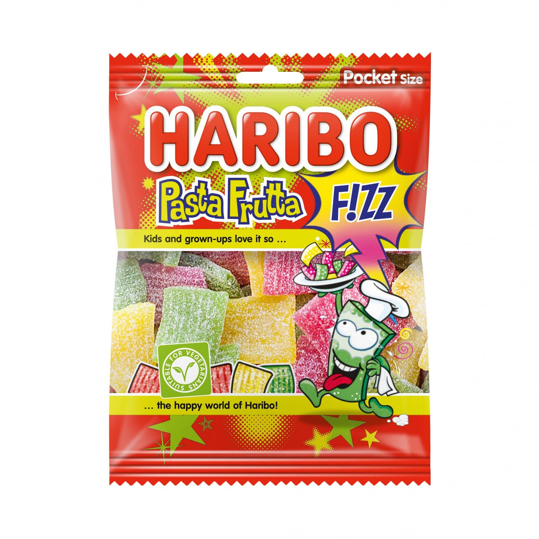 Haribo | Pasta-Frutta | 28 x 75 gram