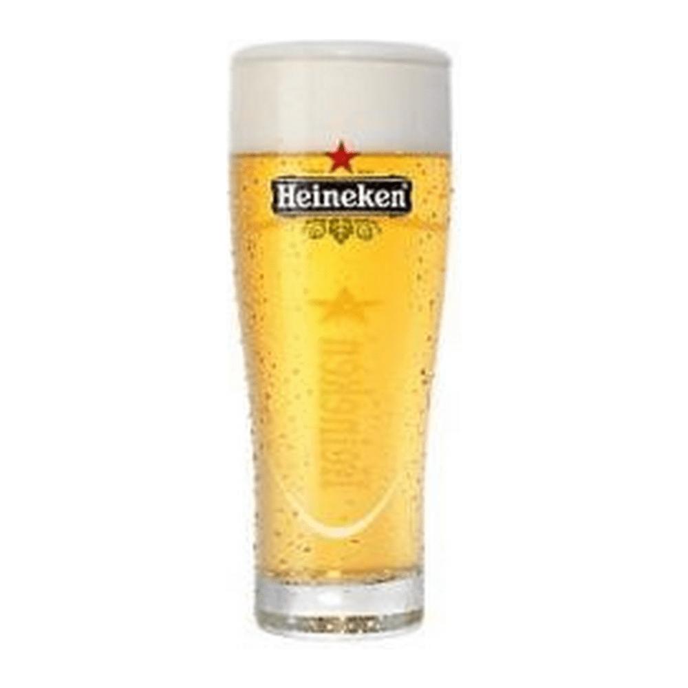 Heineken | Ellipse glazen | 6 x 25 cl