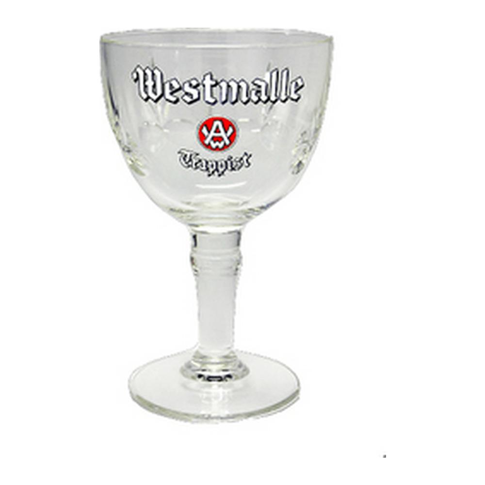 Westmalle | Glazen | 6 x 33 cl