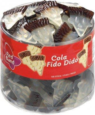 Red Band | Cola Fido Dido | 100 stuks