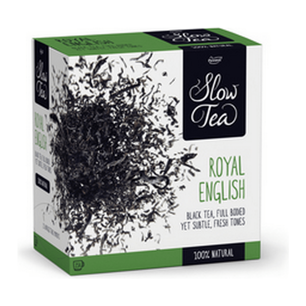 Pickwick | Slow Tea | Royal English | 3 x 25 stuks