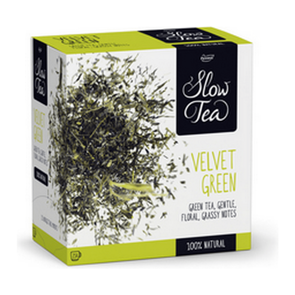 Pickwick | Slow Tea | Velvet Green