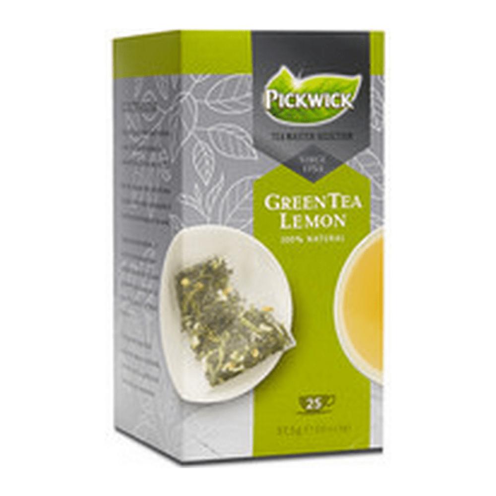 Pickwick Master sel. Green Tea Lemon