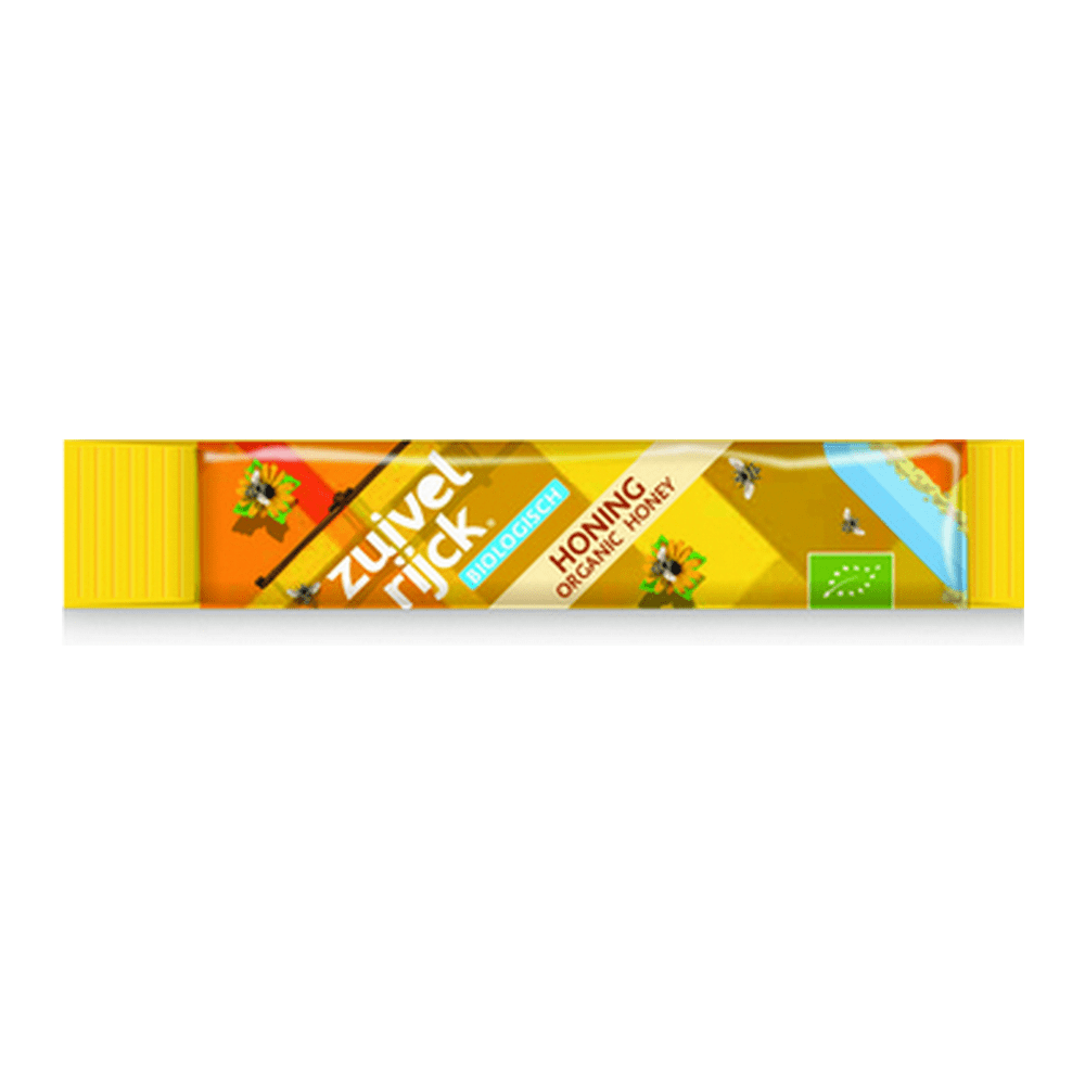 Zuivelrijck | Bio Honingsticks | 100 sachets