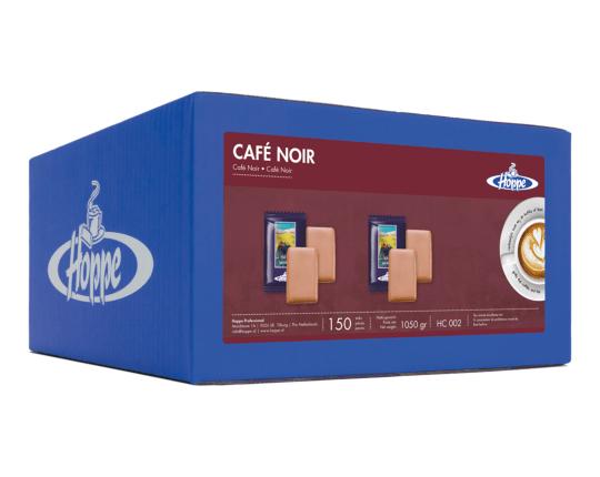 Hoppe | Café Noir | 150 stuks
