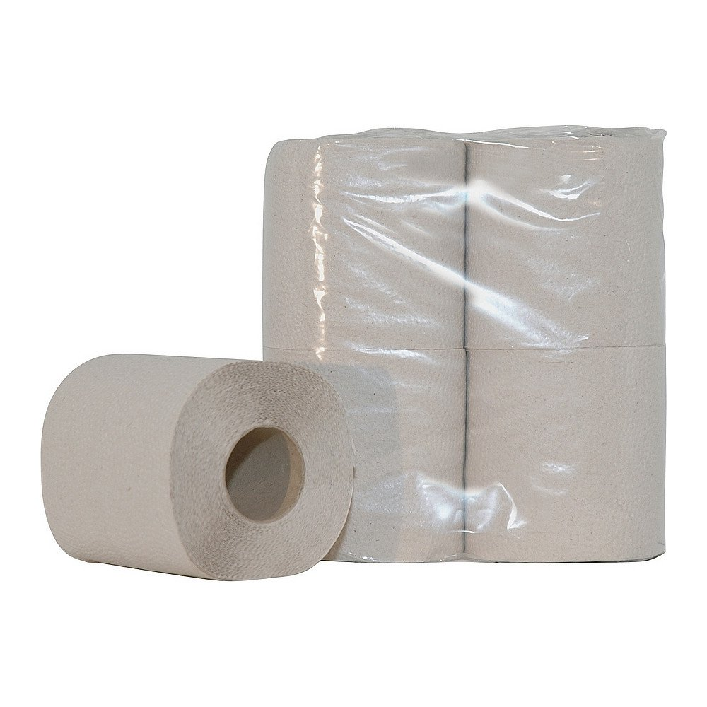 Euro Products | Toiletpapier 1-laags | Recycled Tissue | 56 x 250 vel