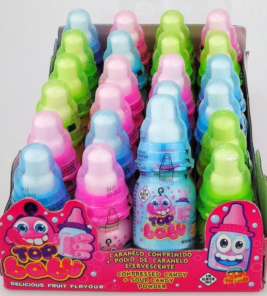 Candyman   Super Baby Bottle   24 stuks