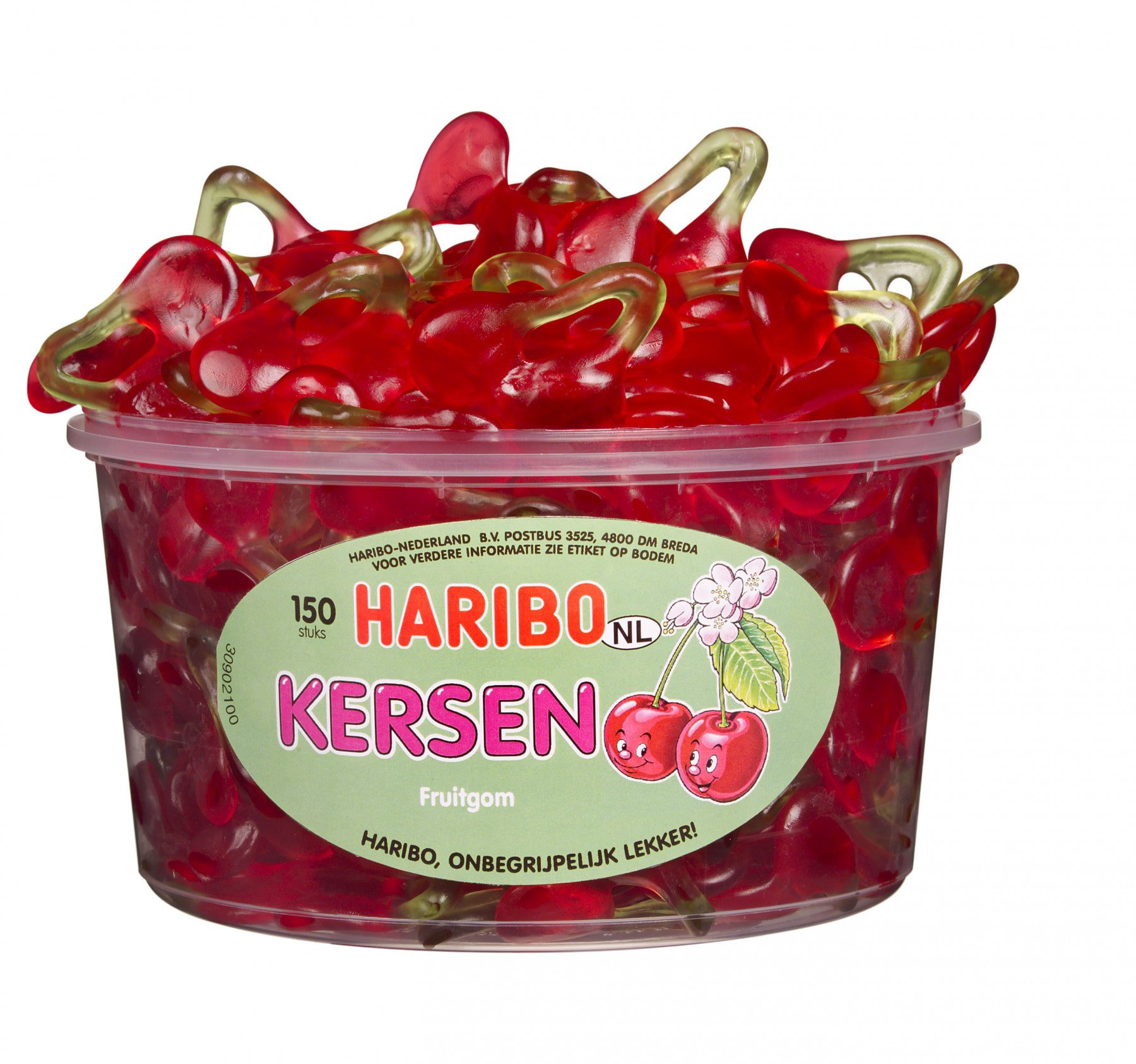 Haribo   Kersen   150 stuks