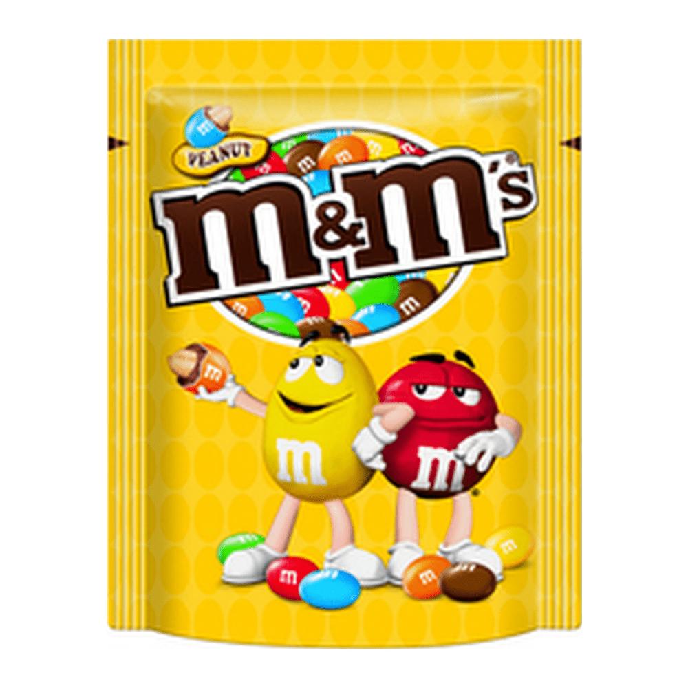 M&M's   Pinda   Doos 12 stuks