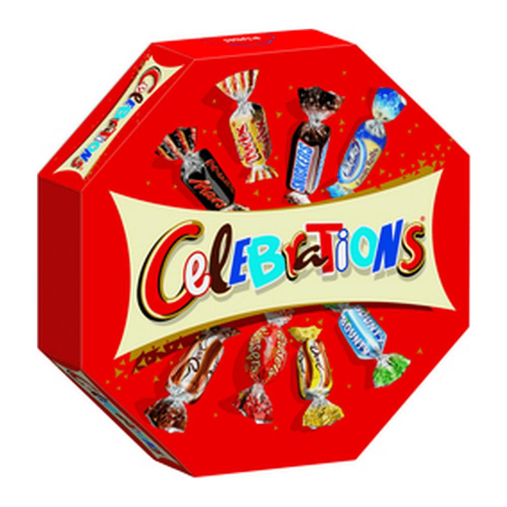 Celebrations | Centerpiece | Cadeauverpakking | Doos 8 stuks