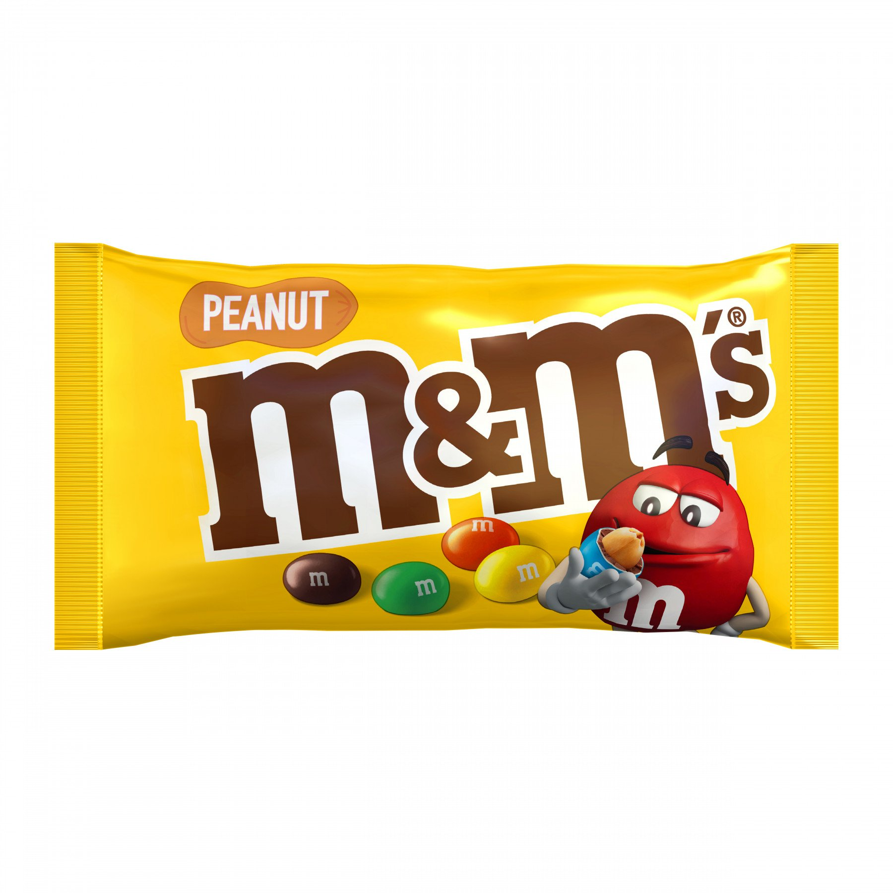 M&M's | Pinda | Single | Doos 24 stuks