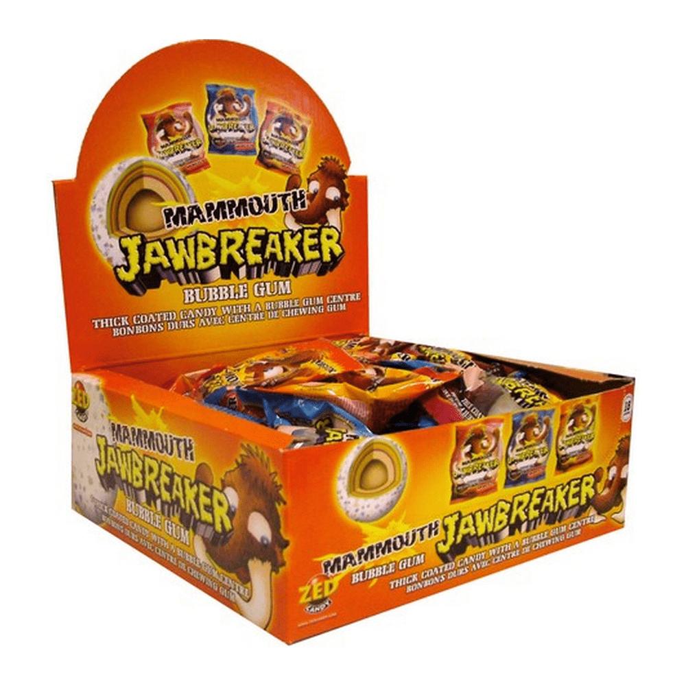 Jawbreaker | Mammouth | Doos 18 zakjes