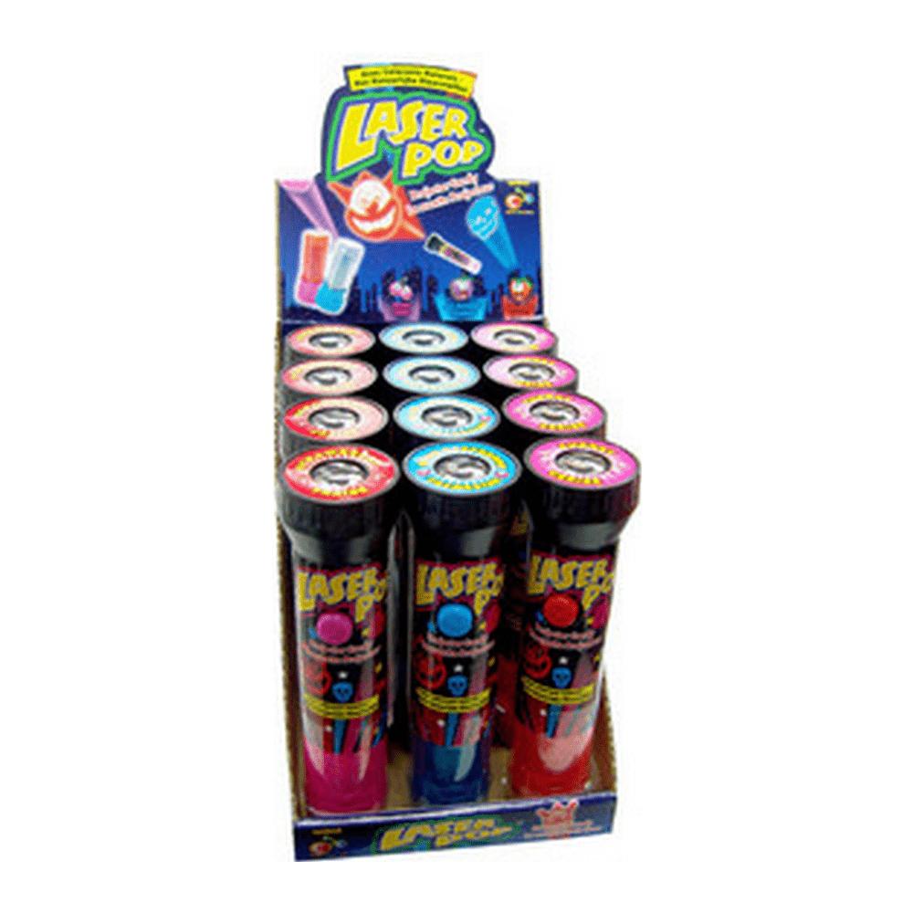 Laser Pop   12 stuks