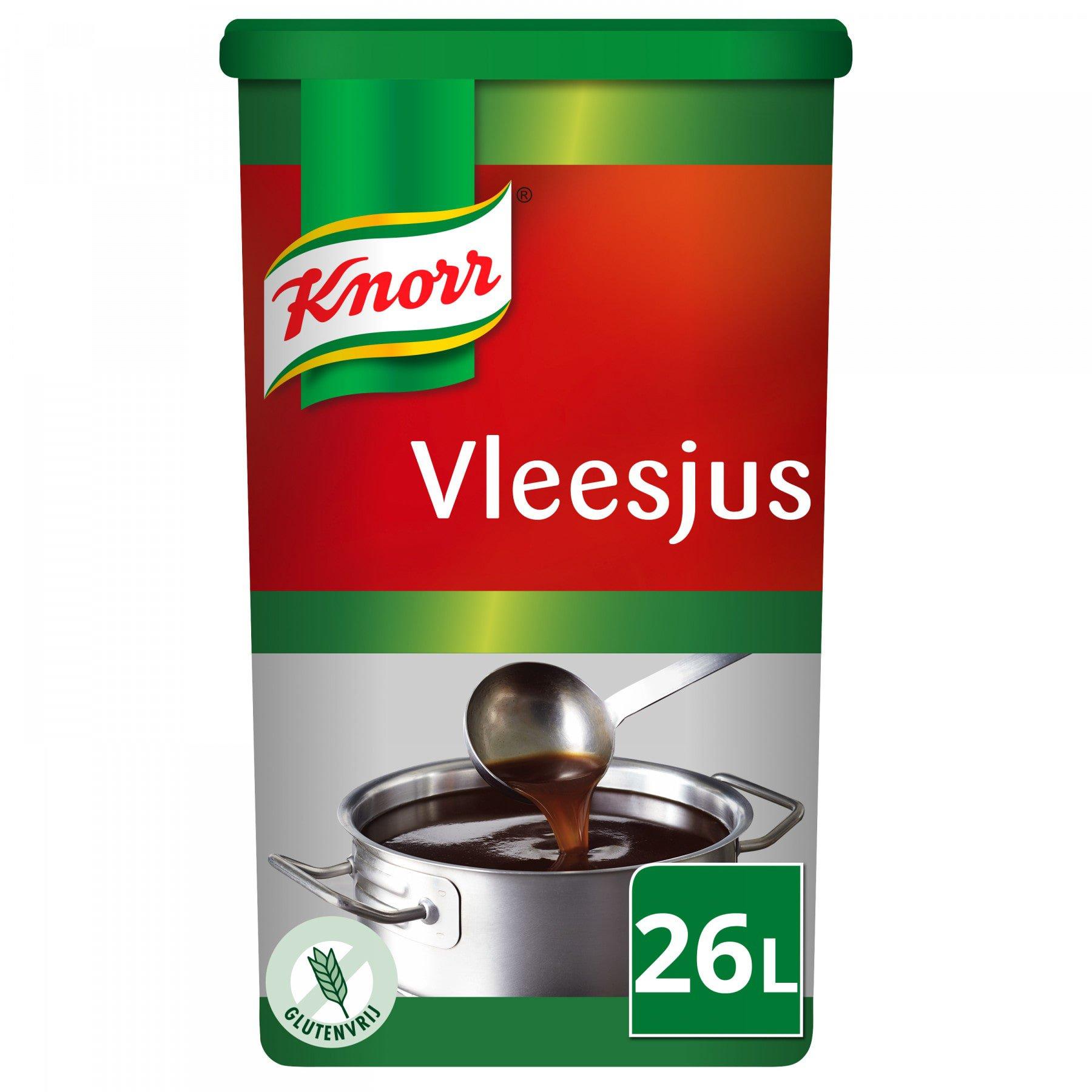 Knorr | Vleesjus | 26 liter