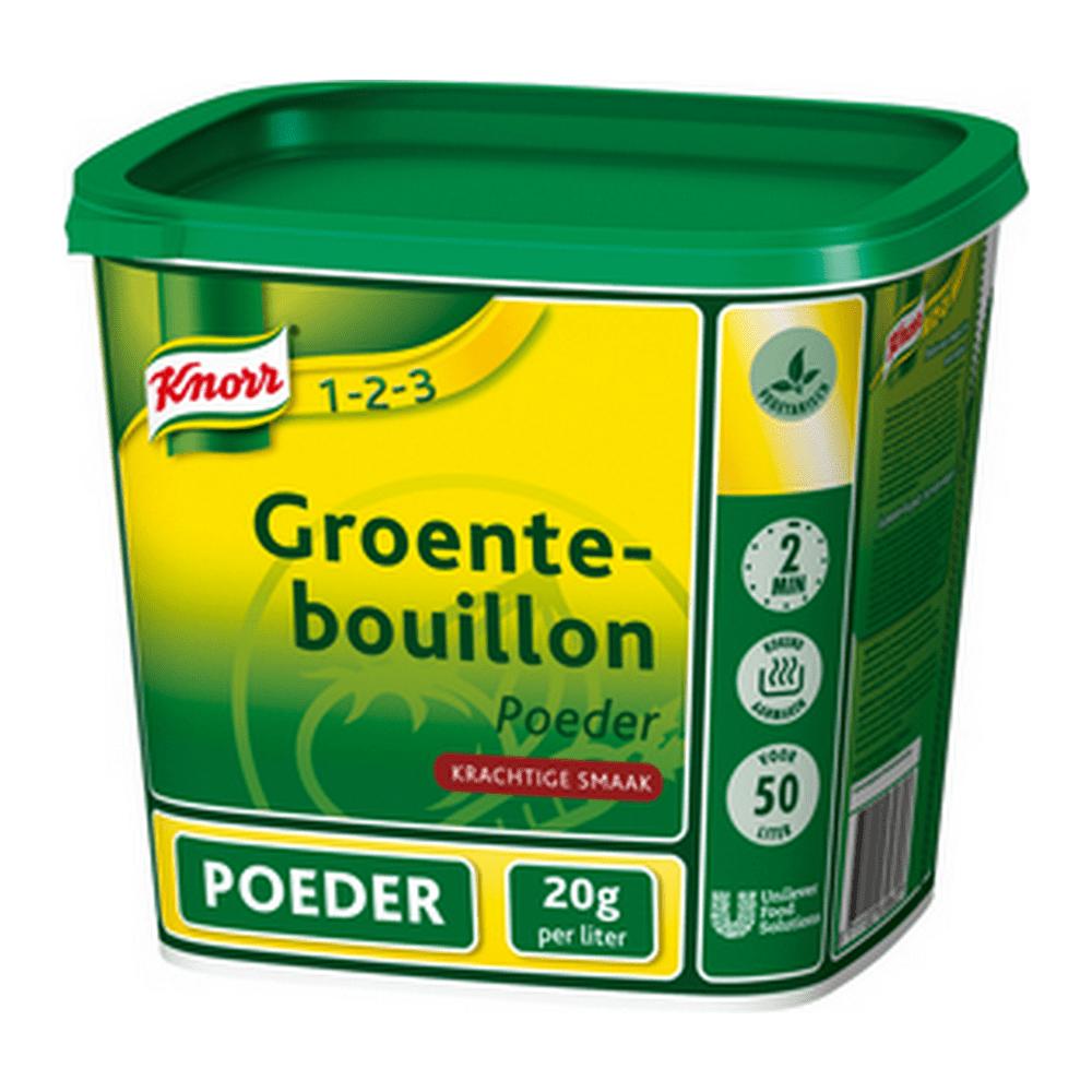 Knorr | Groentenbouillon | 50 liter