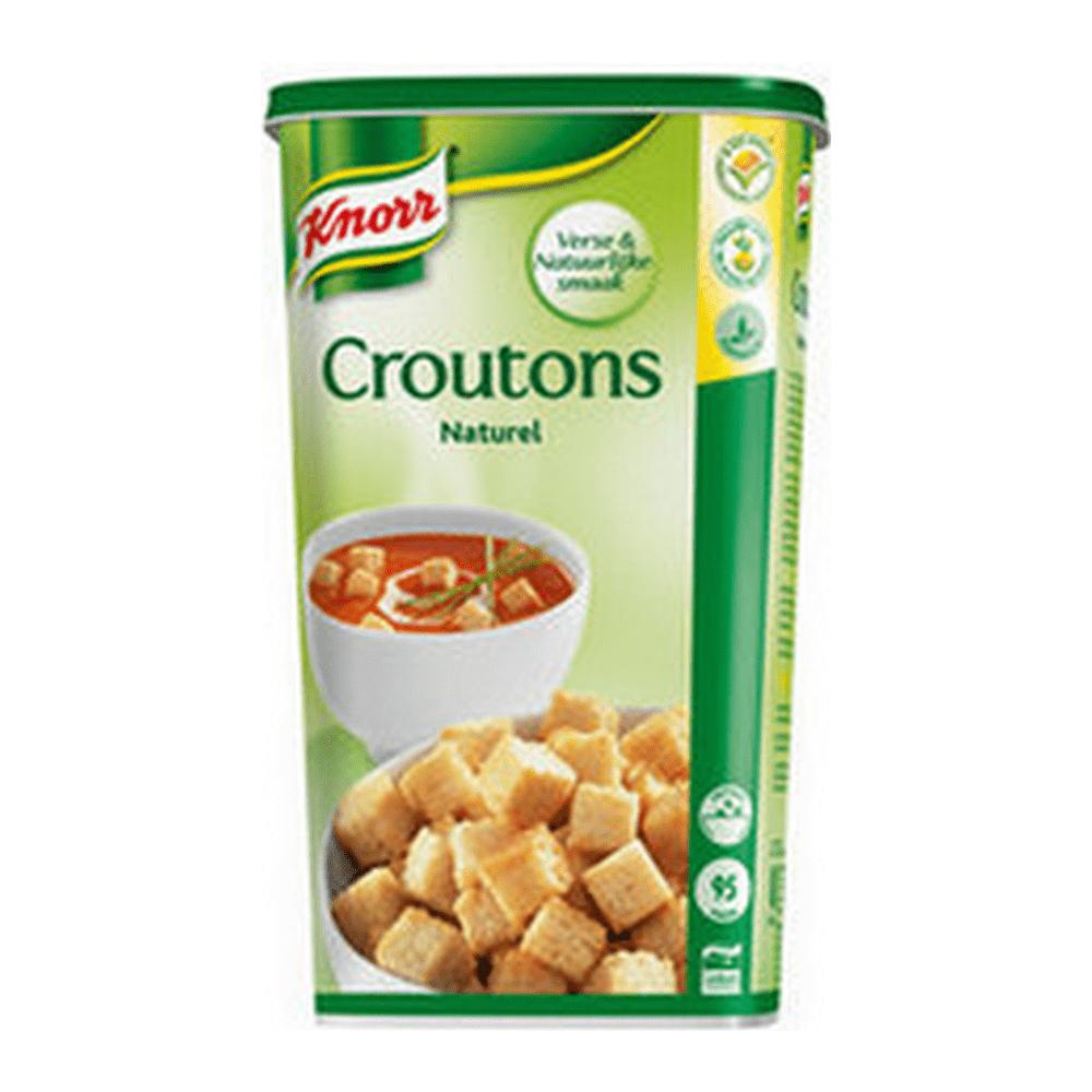 Knorr | Croutons | Naturel | 580 gram