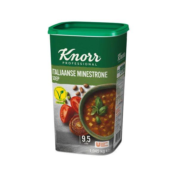 Knorr | Italiaanse Minestronesoep | 9,5 liter