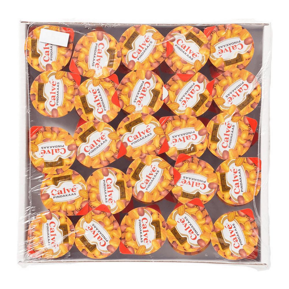 Calvé | Pindakaas | 200 cups x 15 gram