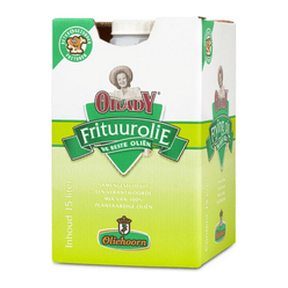 Oliehoorn frituurolie 15 liter