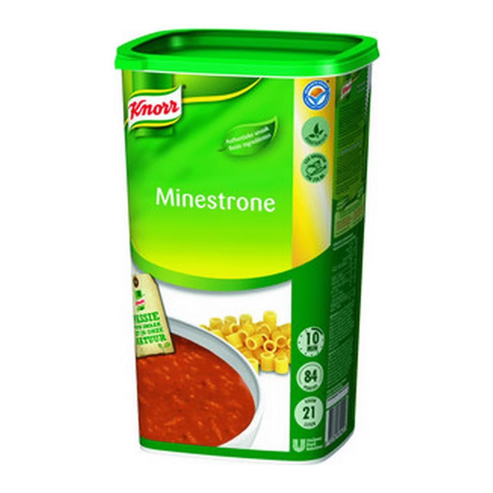Knorr | Minstrone | 21 liter