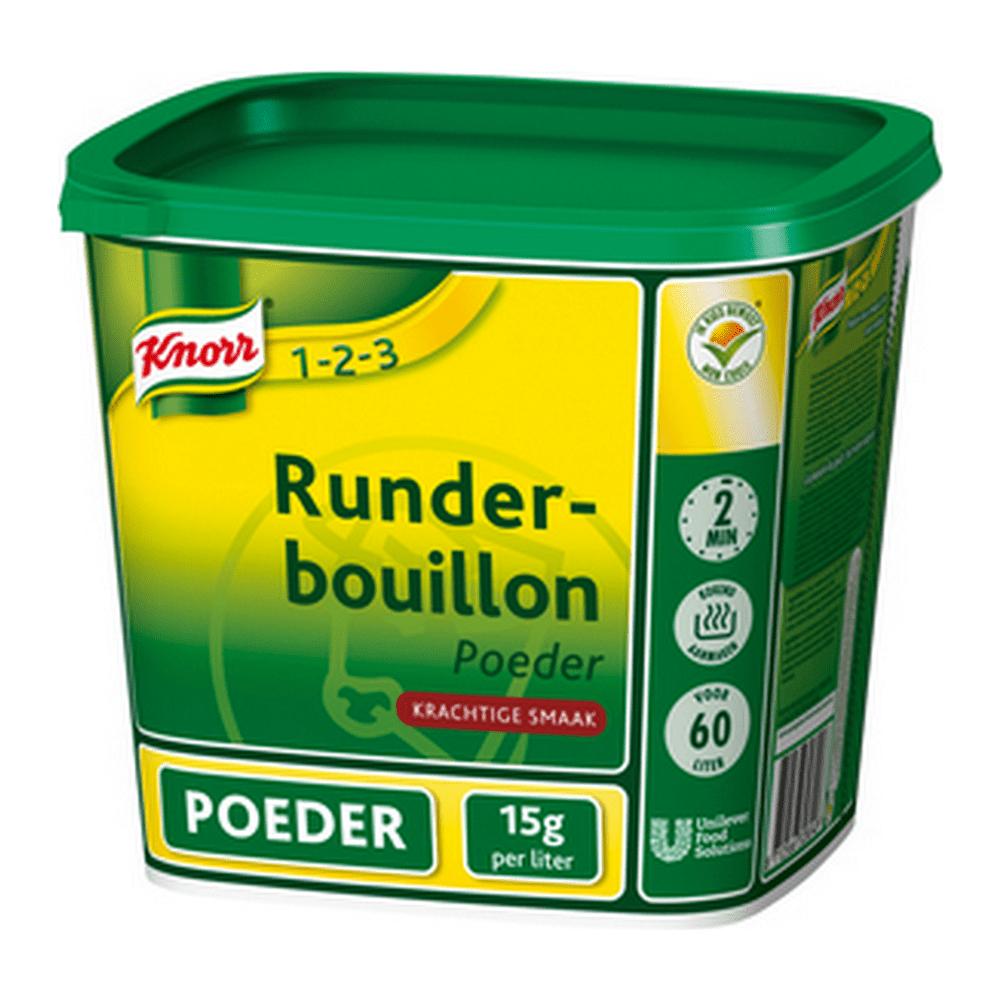 Knorr | Runderbouillonpoeder | 60 liter