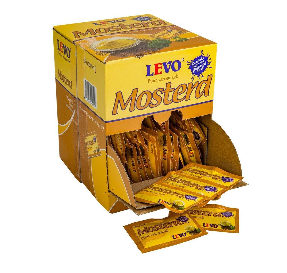 Levo | Mosterd | 150 x 10 ml sachets