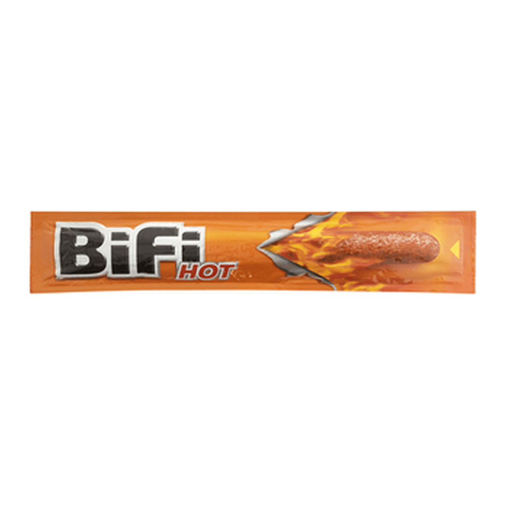 Bifi worst | Hot | 40 stuks